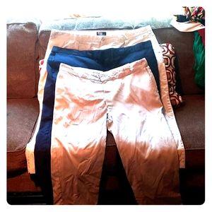 Lot of 3 men's pants